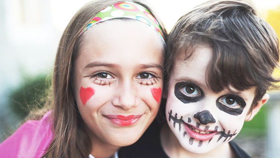 Face Painting at Graves Muntain Music Festival