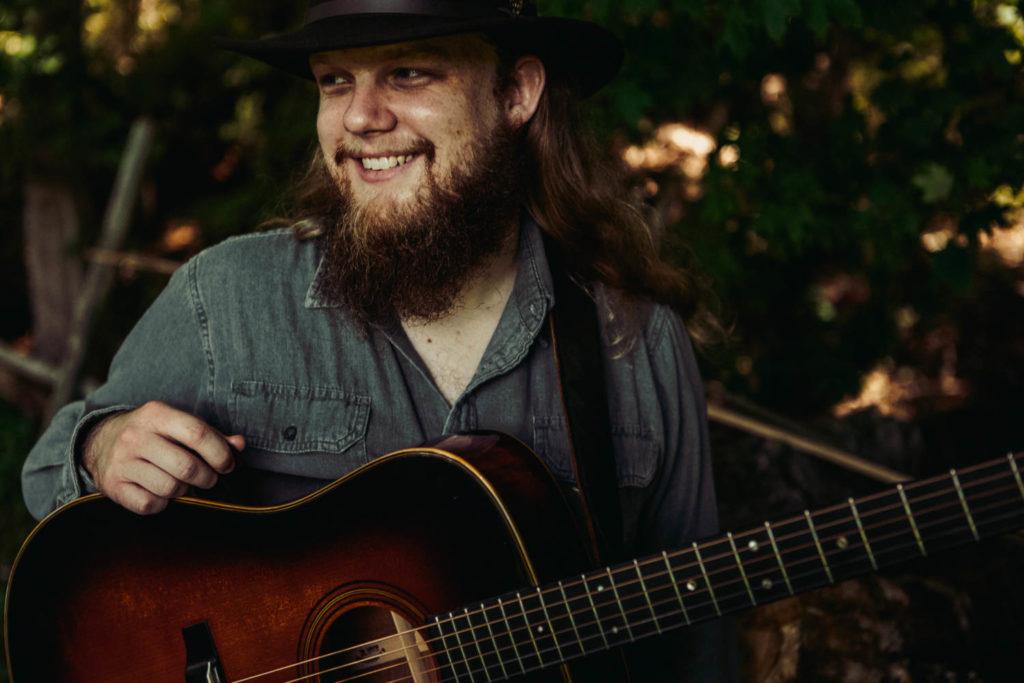 Zeb Snyder Guitar Workshop at Graves Muntain Music Festival