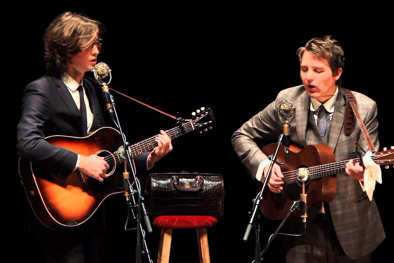 Milk Carton Kids Coming to Graves Mountain Music Feestival 2022